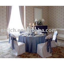 Chair covers,polyester/visa chair covers,hotel chair covers