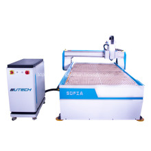 CNC router and oscillating knife cutting machine