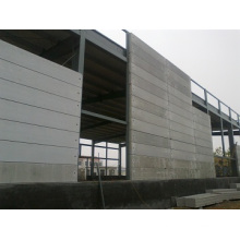 Sandwich Panel Steel Structure Warehouses