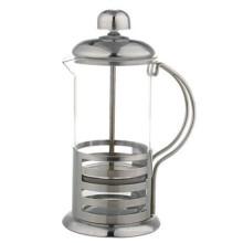 Máquina de café de imprensa francesa de aço inoxidável 350ml / 600ml