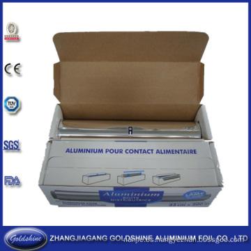 Uso de la cocina y rollo de papel desechable Aluminuim Foil