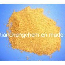 Cloreto de polialumínio de amostra livre usado no tratamento de água da bebida