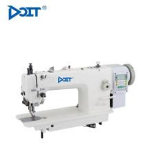 Punto de cadeneta de alimentación superior e inferior informatizado de accionamiento directo DT 0303-D3H con cortadora automática de hilo