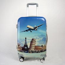 Caso de vuelo para viajes y negocios