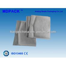 Вьюрок стерилизации, Тайвек барабанами и высококачественного медицинского оборудования мешок упаковки