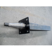 Light Trailer Stub Axle Spindle Head