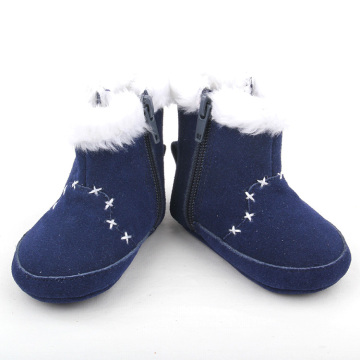 Echt lederen snowboots Kids Baby Shoes