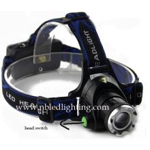 CREE Xml-T6 Zoom 18650 Lampe LED pour extérieur (HL-15C01)