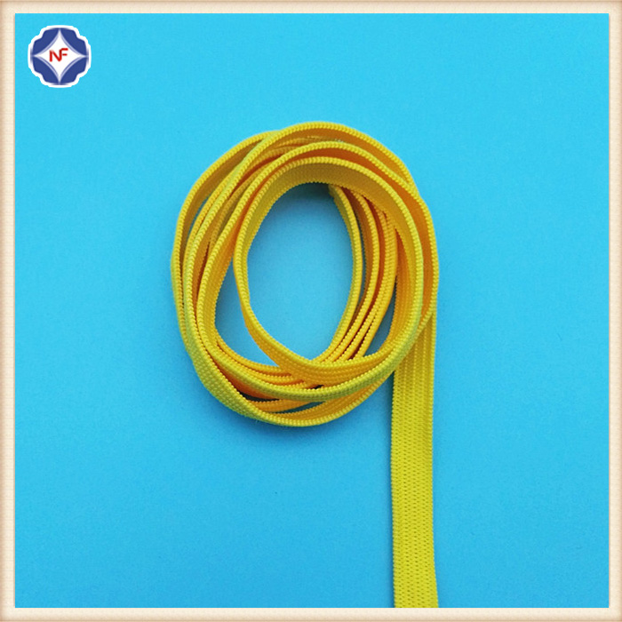 Flat Elastic Cord For Face Mask
