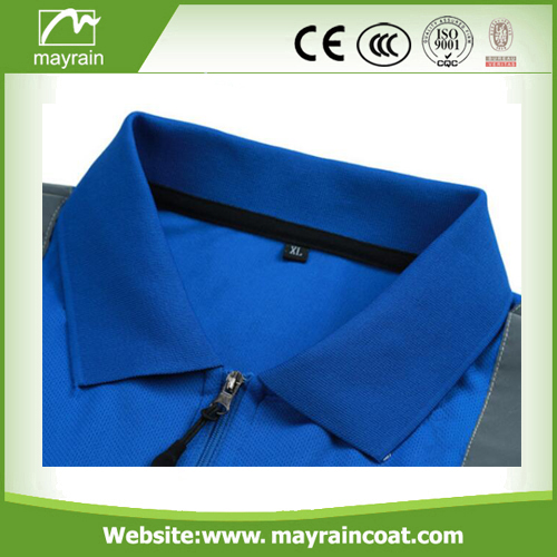 Wholesale Blue Safety Jacket