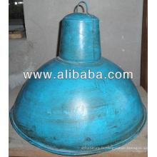 Lampes Vintage Industrielles
