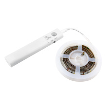 DC12V Under Bed Night 2X 1.5M Sensitive Motion Sensor Stick Under Bed LED Motion Sensor LED Strip Lights