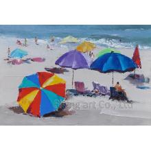 Reproduction Art Seascape Oil Painting (ZH3972)