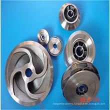 Water pump accessories blade guide wheel