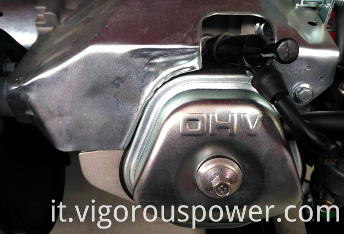 OHV Engine of RV Gasoline Generator