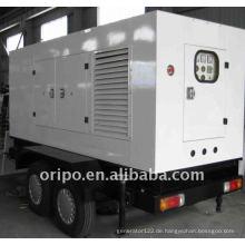 550kw Jichai China Motor Anhänger Anhänger Diesel-Aggregat