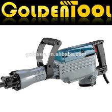 642mm 45J 1500w Power Heavy-Duty Demolition Jack Hammer Professional Electric Béton Hammer Breaker GW8078