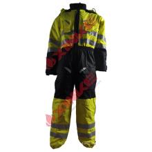 EN1149 vêtements de travail ignifuges pour les travailleurs de l'industrie pétrolière