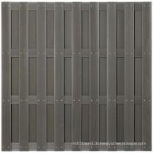 180 * 180 2014 umweltfreundlicher heißer Verkauf preiswerter im Freien hölzerner Plastikverbund WPC Zaun