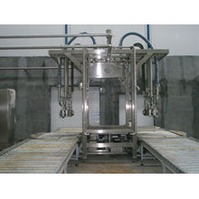 Máquina de enchimento asséptica do atolamento do tomate da cabeça dobro