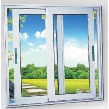 Bonne qualité fenêtre coulissante en aluminium