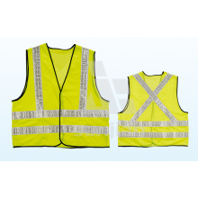Jy-7001 Bright Industrial Reflective Safety Vest