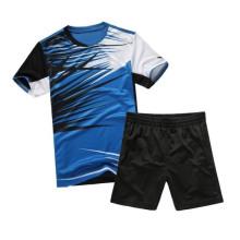 Nuovo arrivo Badminton Sport t-shirt a buon mercato Badminton indossare Badminton abbigliamento personalizzato