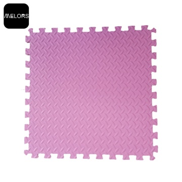 EVA Puzzle tapis d'exercice en mousse interlocking coloré