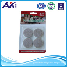 China Factory Supply Chair Felt Pad (4PCS in one pack)