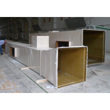 Fiberglass Molded Parts for Mining, Chemical, Water, Environmental Protection Industry