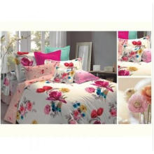 New Designs Jacquard and Print Comforter Set 121077