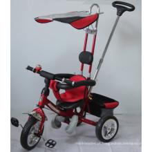 Ciclo de crianças, triciclo