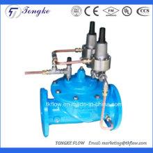 Vanne anticipateur de surtension de modèle 750 pour vanne de régulation de débit