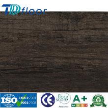 Plastikbodenbelag-Art und PVC-materieller Vinylbodenbelag mit UV