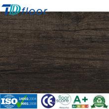 Type de plancher en plastique et plancher de vinyle matériel de PVC avec UV