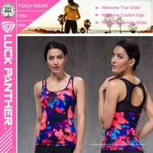 Venta al por mayor Dri Fit Hot Girl Sexy Women Workout Tanktop