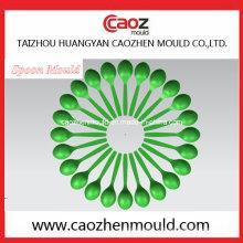Injection en plastique Coutellerie jetable / Moule à la cuillère