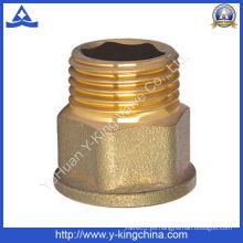 Conector de extensión hexagonal de latón de montaje (YD-6010)