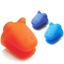 Кухонные силиконовые жаропрочные перчатки