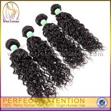 Заморские оптовых поставщиков человеческих волос расширение Джакарте волос