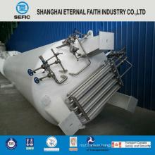 Chemical Storage Equipment Liquid CO2 Storage Tank (CFL-20/2.2)