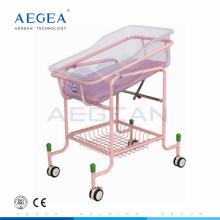 АГ-CB010 одну функцию больницы высоты регулируемой детская кроватка АБС