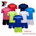 diseño fresco en blanco nuevo jersey de fútbol 2017