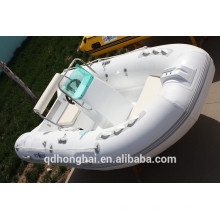 RIB390 boat china rib boat inflatable boat with rigid floor