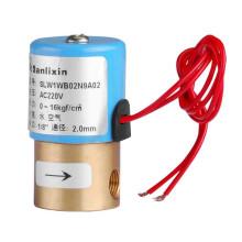 Pequeña válvula de agua de actuación directa (SLW1WB02N9A02)