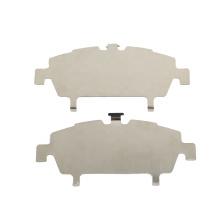 China brake pad accessories original car ceramic brake pads steel anti-noise shim raw material