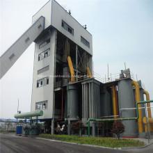 Электростанция для газификации отходов биомассы