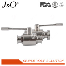 Best Popular Saniary Stainless Steel Thread-Male Ball Valve