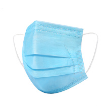 Máscaras desechables Mascarilla quirúrgica Mascarilla de 3 capas