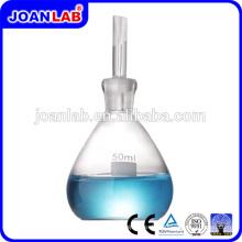 JOAN Labor Borosilikatglas 50ml Spezifische Schwerkraft Flasche Herstellung